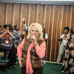 This WOG gets a WOW!!!! Jesus thank you for Prophetess Linda Roark.