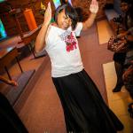 Sister Michelle Starling dancing with an attitude!!!